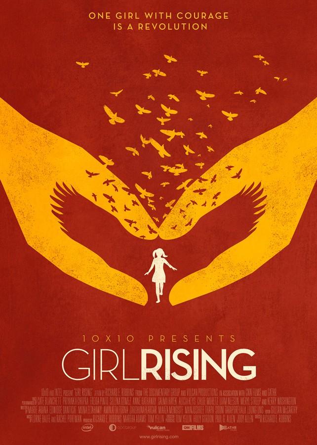 Rising Girl Poster