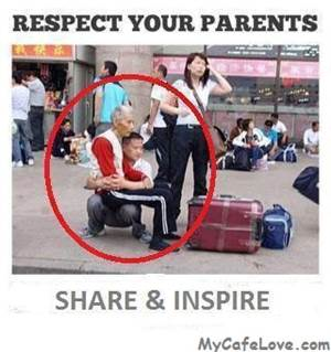 respectyourparents