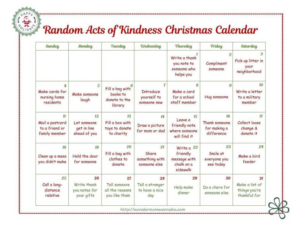 random-acts-of-kindness-for-christmas