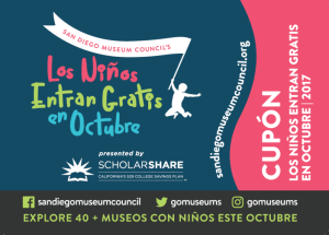 Mission Fed - Kids Free - SD Museum Council 2017_Spanish